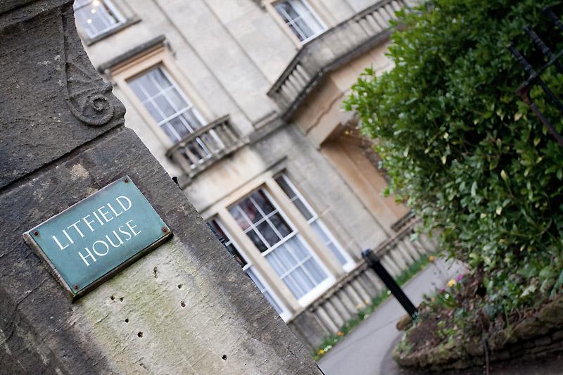 Litfield House Entrance